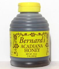 Bernard's Acadiana Honey (12-80 oz.)