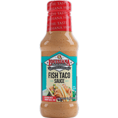 NEW!! Louisiana Fish Fry Fish Taco Sauce 10.5oz