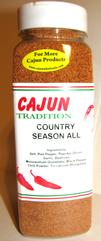 Cajun Tradition Country Season-All 32 oz.