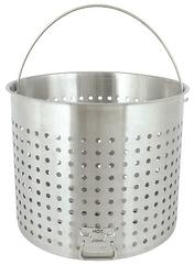 Bayou Classic  122 Qt. Stainless Steel Replacement Basket B122 (OUT OF STOCK)