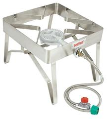 Bayou Classic Propane Stainless Steel Patio Stove #1114