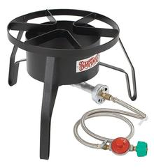 Bayou Classic Propane Burner w/windscreen SP10