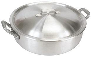 Bayou Classic #8500 32 Qt. Aluminum Deep Fryer/Clam Steamer