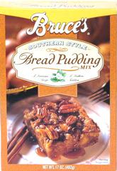 Bruce's Bread Pudding Mix 17 oz.