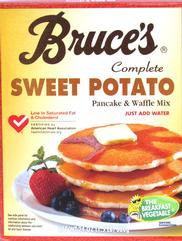 Bruce's Sweet Potato Pancake Mix