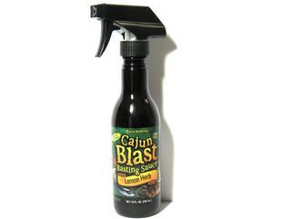 Cajun Blast Basting Sauce Lemon Herb 10 oz.