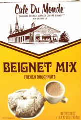 Cafe Du Monde Beignet Mix 28 oz.