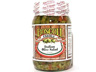 Boscoli Italian Olive Salad