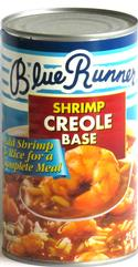 Blue Runner Shrimp Creole Base 25 oz.