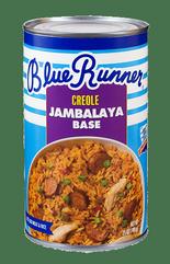 Blue Runner Creole Jambalaya Base 25 oz.