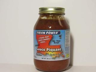 Cajun Power Seafood Sauce Piquant (32 oz)