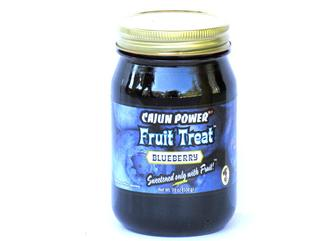 Cajun Power Blueberry Fruit Treat 19 oz. Jar