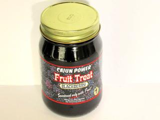 Cajun Power Blackberry Fruit Treat  19 oz.(OUT OF STOCK)