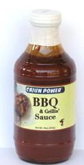 Cajun Power BBQ & Grillin' Sauce 16 oz.