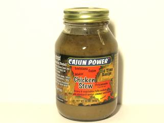Cajun Power Chicken Stew (32 oz)