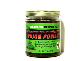 Cajun Power Jalapeno Pepper Jelly 9 oz.