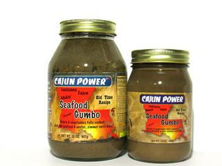 Cajun Power Seafood Gumbo