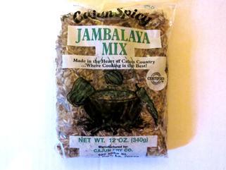 Cajun Fry Company Mild Jambalaya Mix 12 oz.