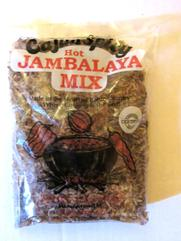 Cajun Fry Company Hot Jambalaya Mix 12 oz.