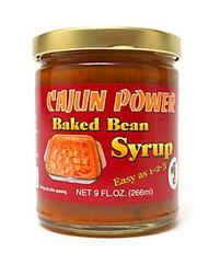 Cajun Power Baked Bean Syrup 9 oz.