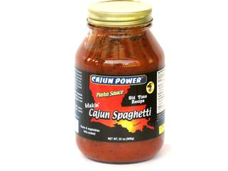 Cajun Power Spaghetti