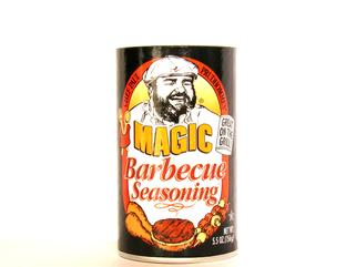 Chef Paul Prudhomme's Barbeque Magic 5.5 oz.