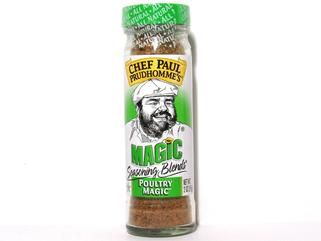 Chef Paul Prudhomme's Poultry Magic 2 oz.