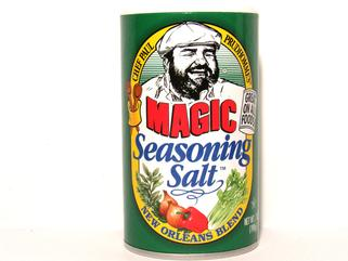 Chef Paul Prudhomme's Magic Seasoning Salt 7 oz.