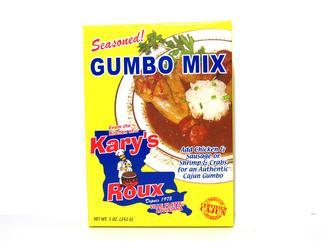 Kary's Seasoned Gumbo Mix 5 oz.