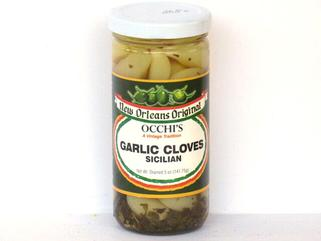 Occhi Garlic Cloves 5 oz.