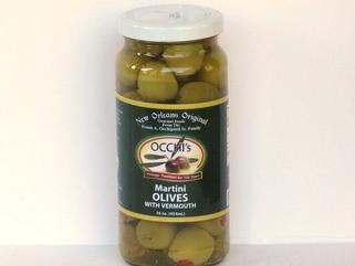 Occhi Martini Olives 16 oz.
