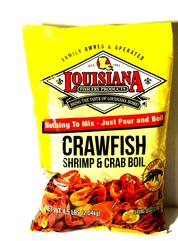 Louisiana Fish Fry Crawfish, Shrimp & Crab Boil