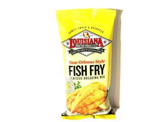 Louisiana Fish Fry New Orleans Style Lemon Fish Fry 10 oz.