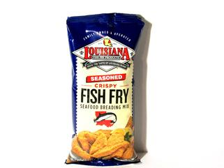 Louisiana Fish Fry Seasoned Fish Fry 10 oz.