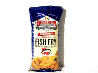 Louisiana Fish Fry Seasoned Fish Fry 10 oz.