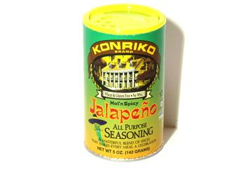 Konriko Jalapeno Seasoning 5 oz.