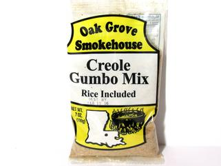 Oak Grove Creole Gumbo Mix with Rice 7 oz.