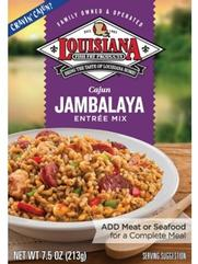Louisiana Fish Fry Jambalaya Mix 7.5 oz.