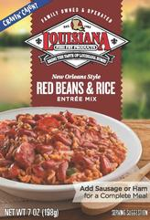 Louisiana Fish Fry Red Beans & Rice Mix 8 oz.