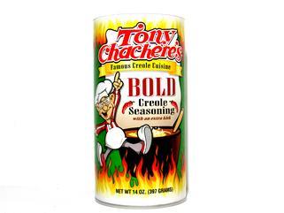 Tony Chachere's Bold Seasoning