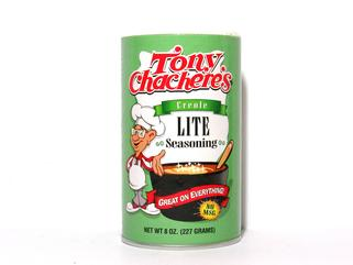 Tony Chachere's Creole Lite Salt Seasoning 8 oz.
