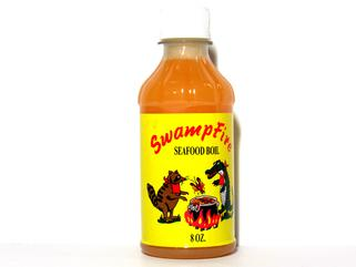 Swamp Fire Liquid Boil 8 oz. (OUT OF STOCK)