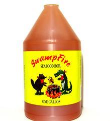 Swamp Fire Liquid Boil Gallon