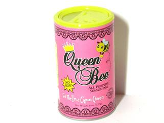 Queen Bee All Purpose No MSG Seasoning 8 oz.