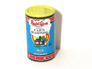 Ragin Cajun Mild Seasoning 8 oz.