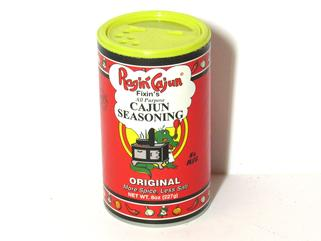 Ragin Cajun Original Spicy Seasoning 8 oz.