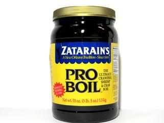 Zatarain's Pro Boil  53 oz. Jar