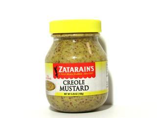 Zatarain's Creole Mustard 5.25 oz.