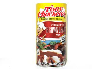 Tony Chachere's Instant Brown Gravy Mix 10 oz.