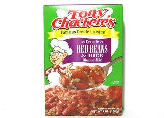 Tony Chachere's Red Beans & Rice Dinner Mix 7 oz.